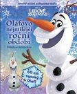 Ledové království - Olafovo nejmilejší roční období + model Olafa