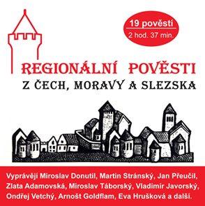 CD Regionální pověsti z Čech, Moravy a Slezska