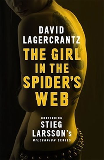 The Girl in the Spider´s Web - Lagercrantz David