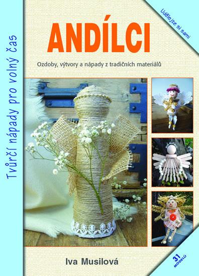 Andílci - Musilová Iva