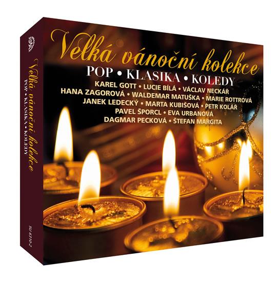 Velká vánoční kolekce 3CD - kolektiv