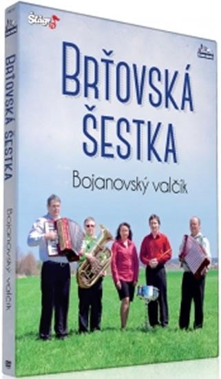 Brťovská šestka - Bojanovský valčík - DVD - neuveden