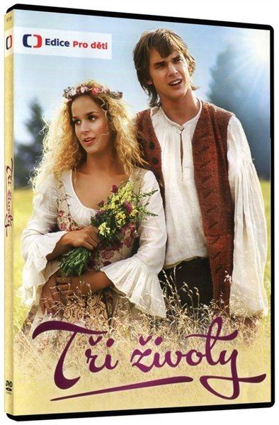 DVD Tři životy - neuveden - 13x19 cm