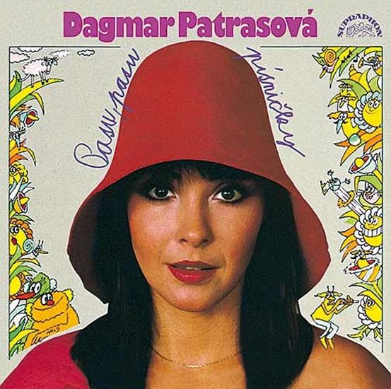 Pasu, pasu písničky - CD - Patrasová Dáda
