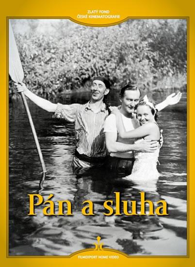 Pán a sluha - DVD (digipack) - neuveden