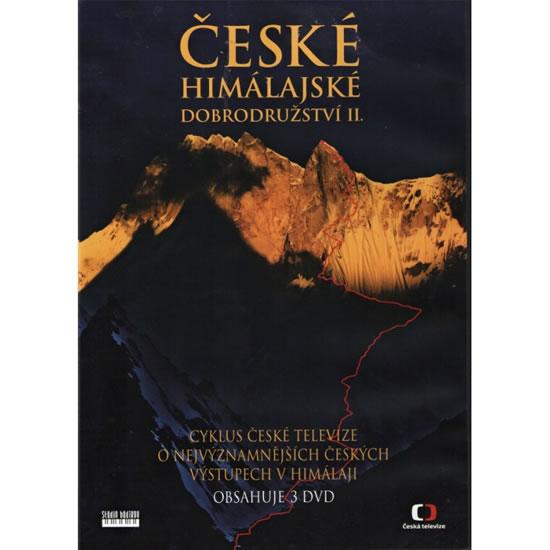 České himálajské dobrodružství II. / Himalayan Echoes II. - DVD - Kratochvíl Martin
