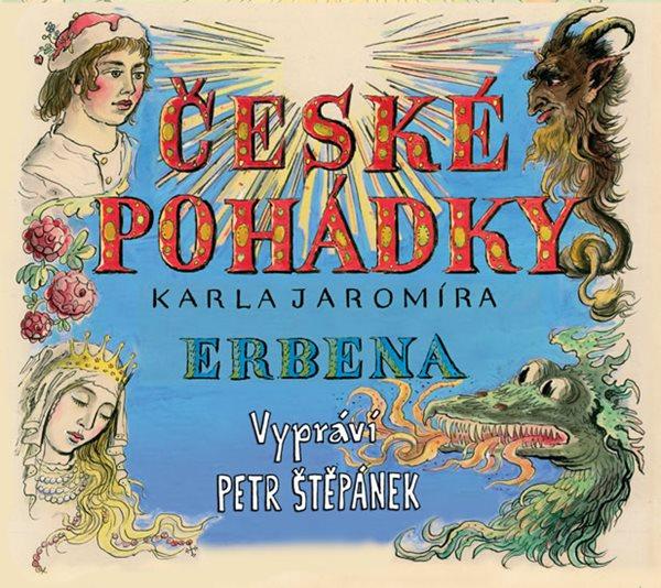České pohádky - CD - Erben Karel Jaromír