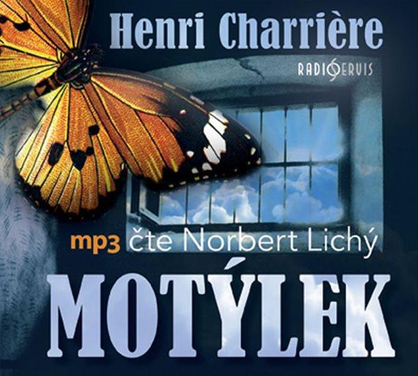 CD Motýlek - Charriere Henri - 13x14 cm
