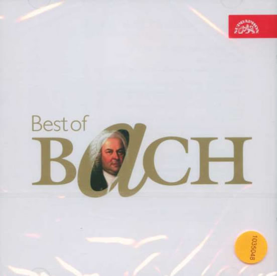 Bach : Best of Bach - CD - neuveden