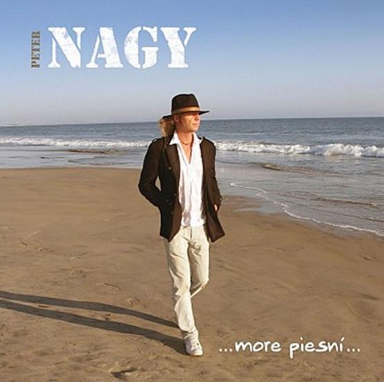 More piesní. Hity a srdcovky - 2 CD - Nagy Peter