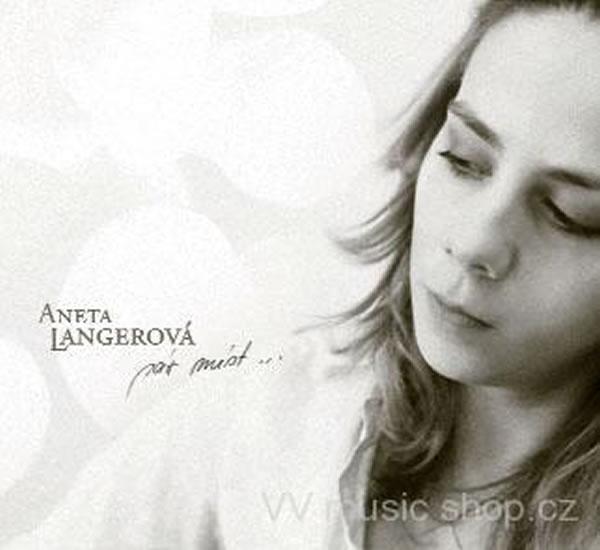 Pár míst - 2 CD - Langerová Aneta
