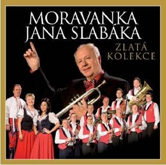 Zlatá kolekce, Moravanka - 3 CD - neuveden