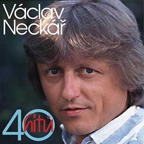 40 hitů Jsem tady já - 2 CD - Neckář Václav
