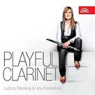 Playful Clarinet / Debussy, Bach, Monti - CD
