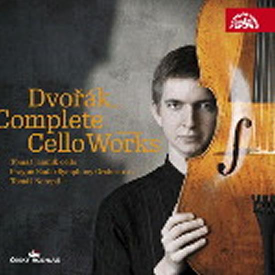 Dvořák : Kompletní dílo pro violoncello - 2 CD - neuveden