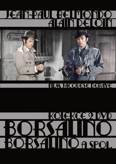 Borsalino - kolekce 2DVD - neuveden