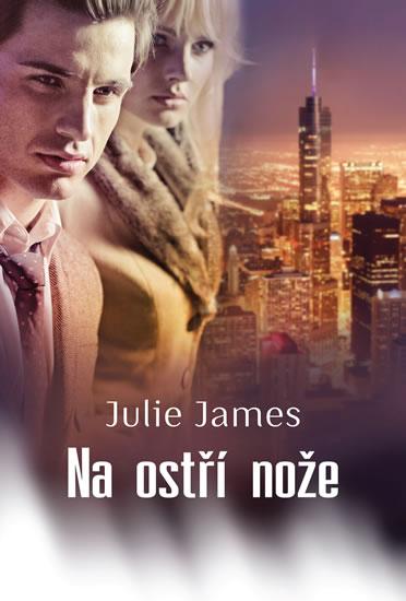Na ostří nože - James Julie