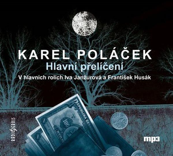 CD Hlavní přelíčení - Poláček Karel - 13x14 cm