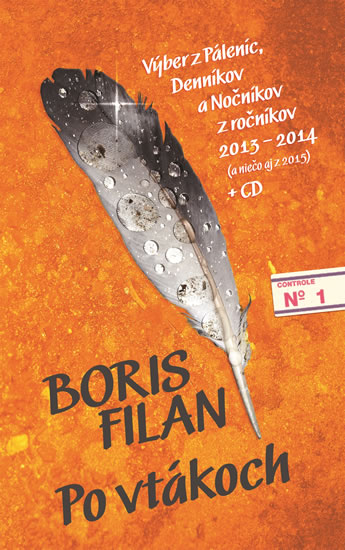 Po vtákoch + CD - Filan Boris