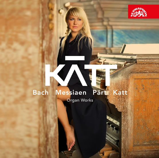 CD Bach, Messiaen, Pärt, Katt: Organ Works - Katt
