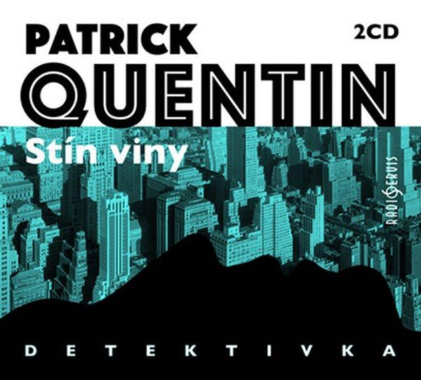 Stín viny - 2 CD - Quentin Patrick, Sleva 10%