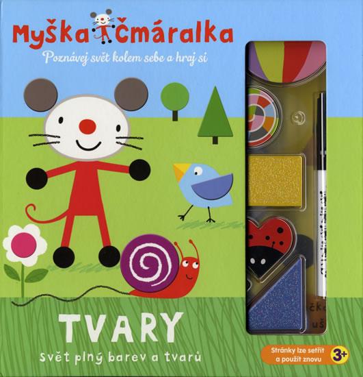 Myška Čmáralka - Tvary - neuveden