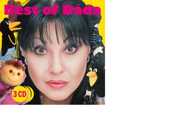 CD Best Of Dáda Patrasová - Patrasová Dáda
