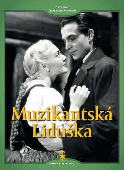 Muzikantská Liduška - DVD (digipack) - neuveden