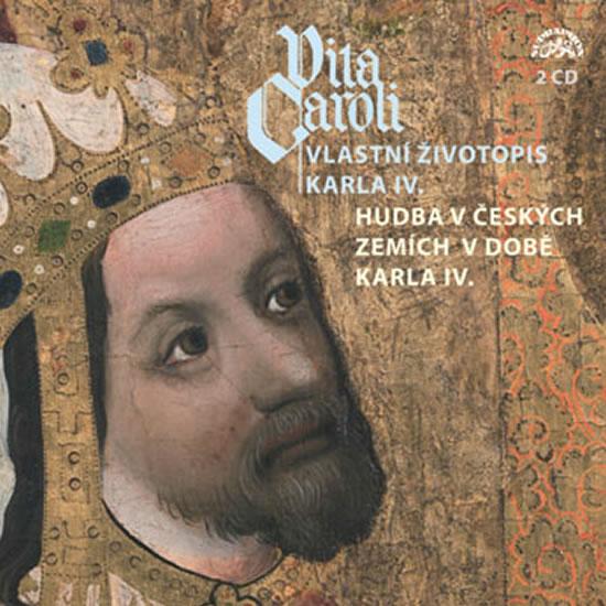 CD Vita Caroli - Vlastní životopis Karla IV. - Karel IV.