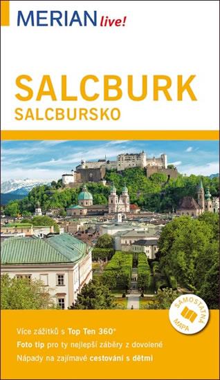 Merian - Salcburk a Salcbursko - Seitz Wolfgang