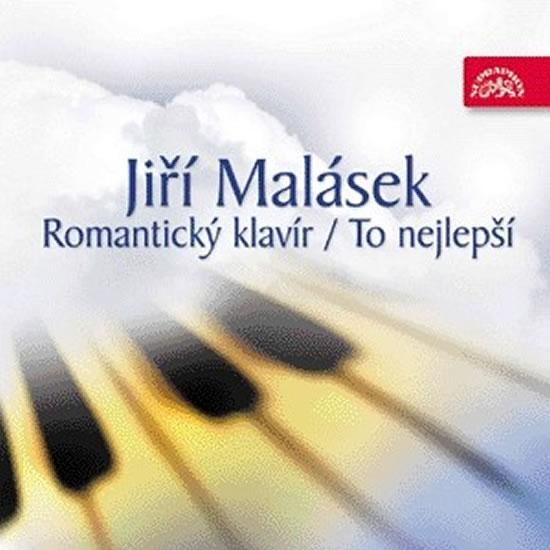 Romantický klavír /To nejlepší/ - CD - Malásek Jiří