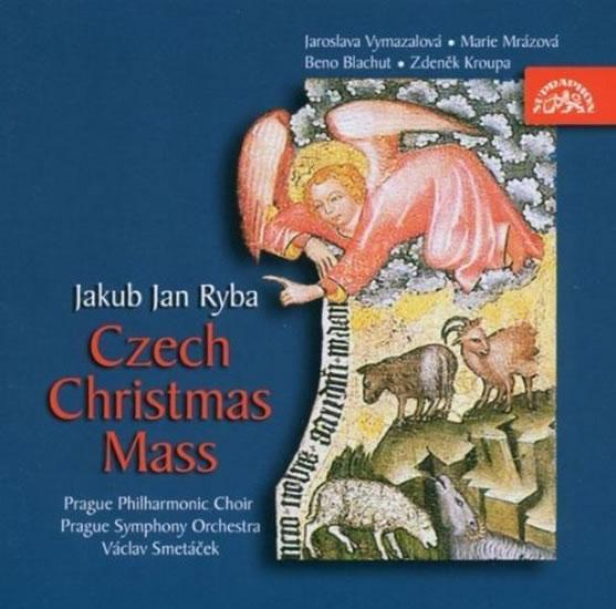 Czech Christmas Mass - CD - Ryba Jakub Jan
