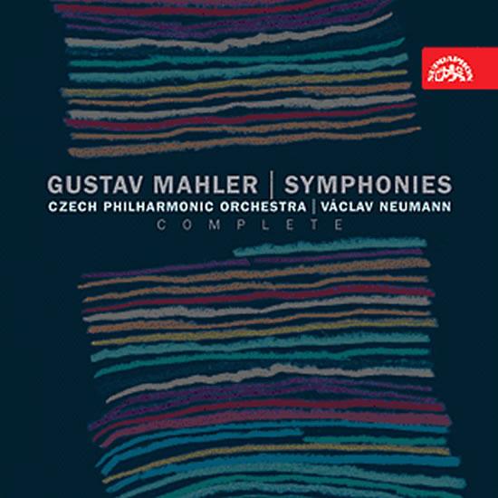 Symfonie - komplet - 11 CD - Mahler Gustav