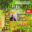 Koncert pro klavír, Dětské scény.. - Schumann/Symfonické variace - Franck - CD