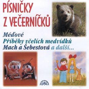 Písničky z Večerníčků - Včelí medvídci - CD