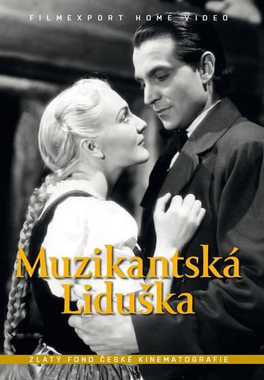 Muzikantská Liduška - DVD box - neuveden