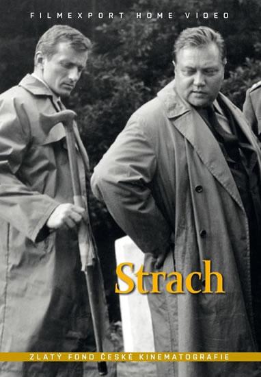 Strach - DVD box - neuveden