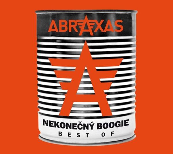 Abraxas - Nekonečný boogie Best Of - 2 CD - Abraxas