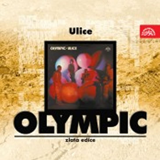 Zlatá edice 7 Ulice - CD - Olympic