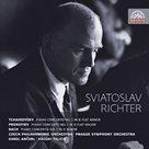 Tchaikovsky, Prokofiev, Bach: Koncerty pro klavír a orchestr - CD