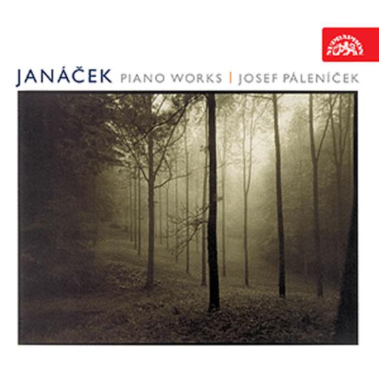Klavírní dílo - 2CD - Janáček Leoš