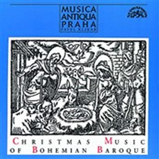 Česká barokní vánoční hudba - CD - Různí interpreti