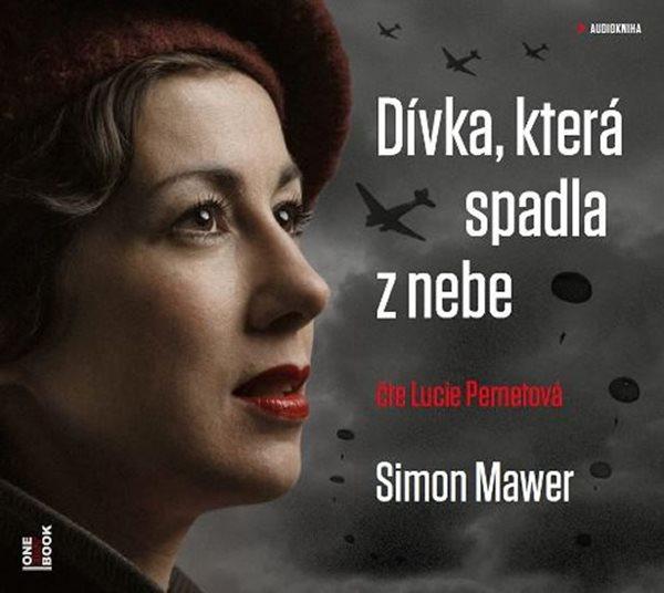 CD Dívka, která spadla z nebe - Mawer Simon