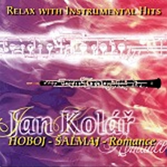 Relax with instrumental hits - Šalmaj/ Hoboj - CD - neuveden