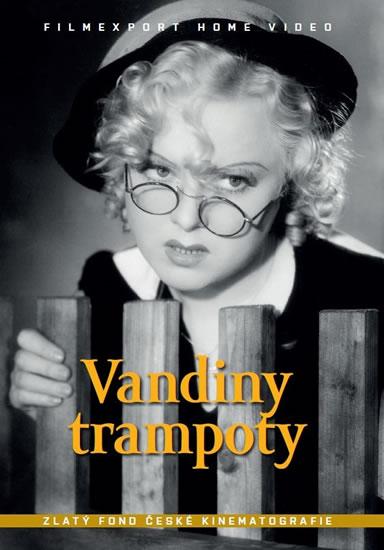 Vandiny trampoty - DVD box - neuveden