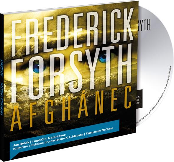 CD Afghánec - Forsyth Frederick