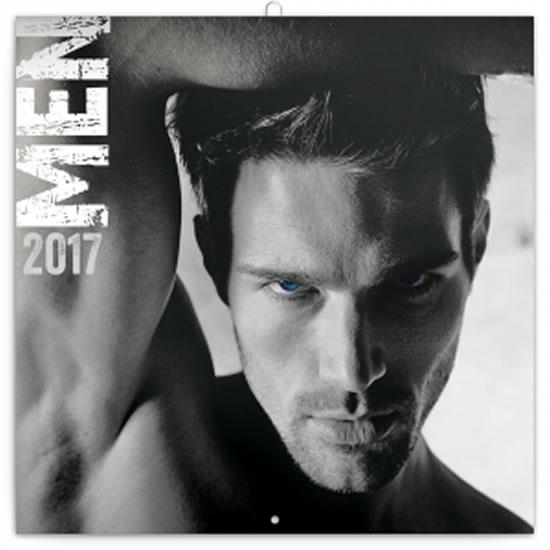Kalendář poznámkový 2017 - Muži - neuveden