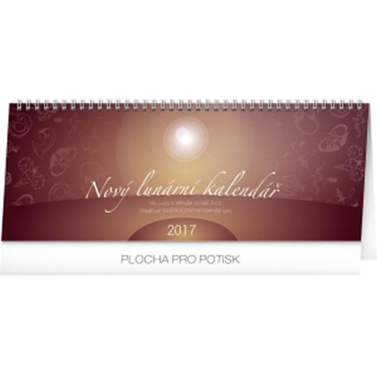 Kalendář stolní 2017 - Nový lunární kalendář - neuveden