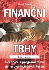 Finanční trhy - Učebnice s programem na generování cvičných testů