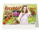 Kalendář stolní 2017 - Receptář